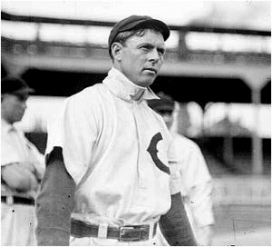 1907 World Series M. Brown