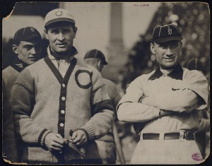 1907 World Series managers