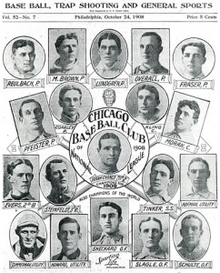 1908 Cubs champs