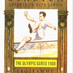 1908 Olympics official poster