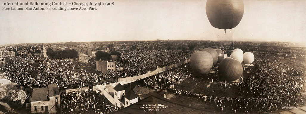 1908 ballooning contest