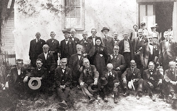 1908 confederate reunion north carolina