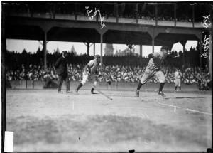 1908 world series ty cobb