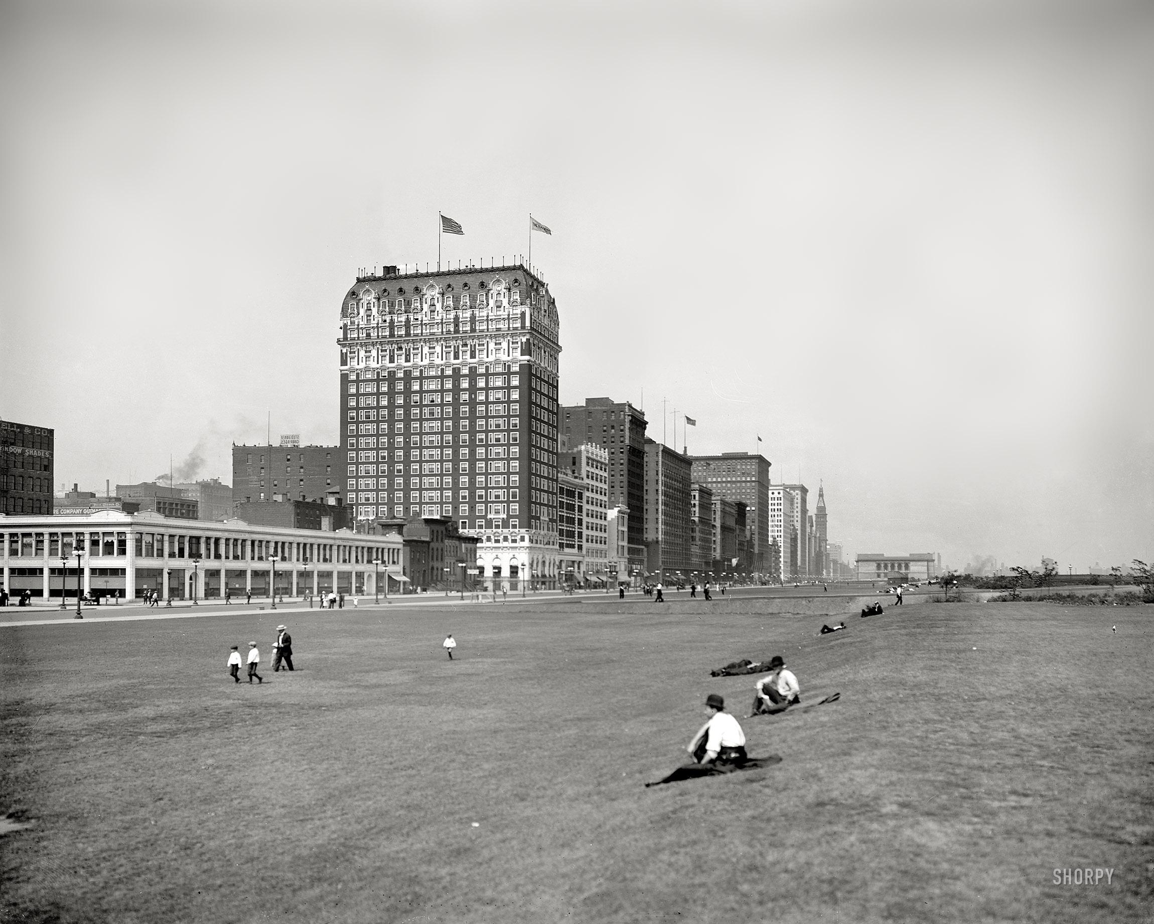 1910 Blackstone Hotel