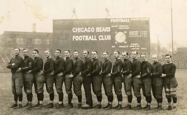 1922 Bears