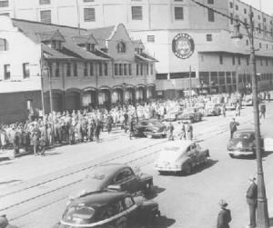 1945 Briggs Stadium