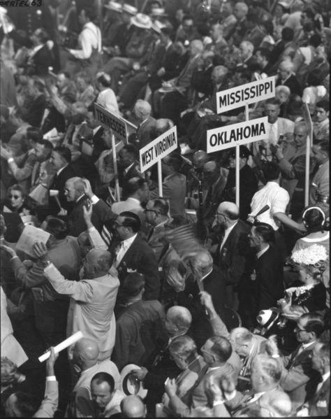 1952 Republican convention