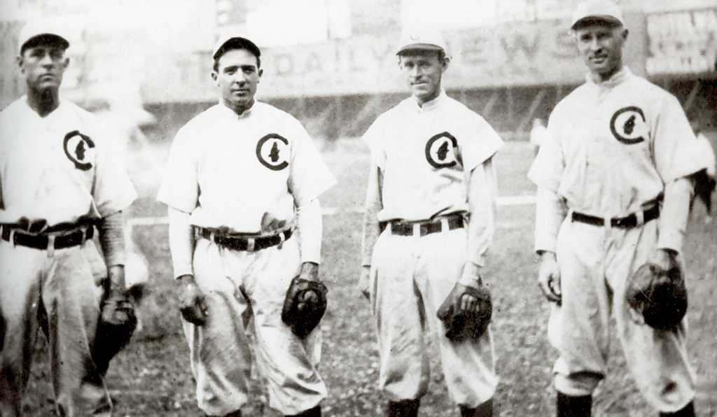 Cubs--Tinkers To Evers To Chance-OddManOut crop