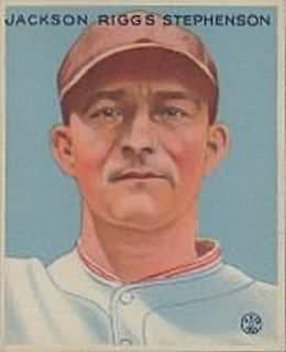Riggs Stephenson 1933
