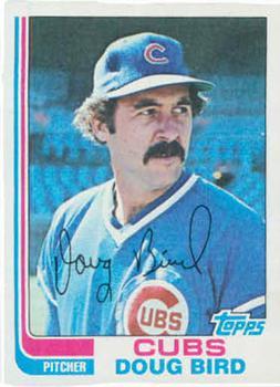 Doug Bird 1982