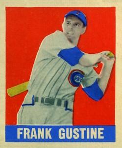 Frank Gustine