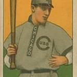 Heinie Zimmerman 1909