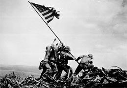 Iwo Jima 2-23-45
