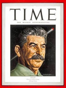 Time magazine cover Feb 5, 1945