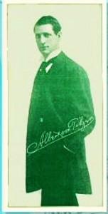 Albert Von Tilzer -- composer of Take me out to the ballgame
