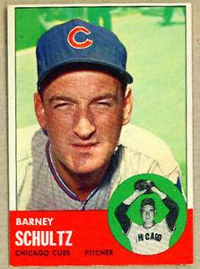 Barney Schultz