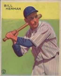 Billy Herman 1933