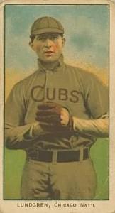 Carl Lundgren 1909
