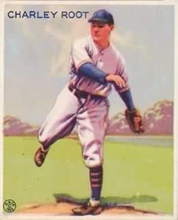 Charlie Root 1933