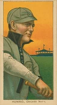 Del Howard 1909