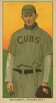 Ed Reulbach 1909