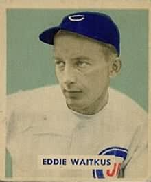 Eddie Waitkus 1949
