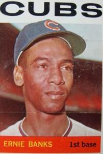 Ernie Banks 1964