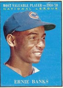 Ernie Banks MVP