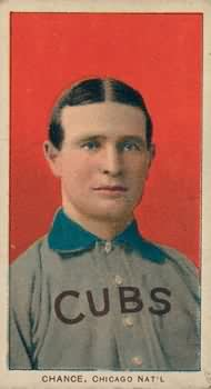 Frank Chance 1909