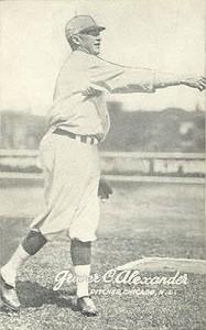 Grover Alexander 1921