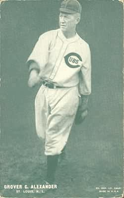 Grover Alexander 1927