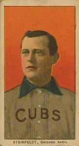 Harry Steinfeldt 1909