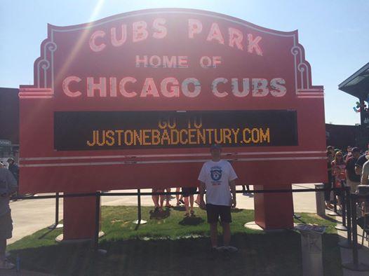 JOBC at Cubs Park