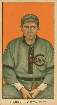 Jack Pfeister 1909
