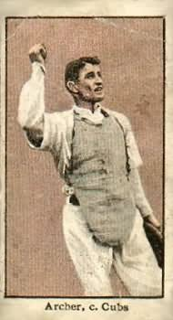 Jimmy Archer 1910