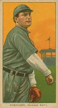 Jimmy Sheckard 1909
