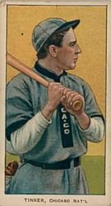 Joe Tinker 1909
