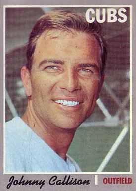Johnny Callison 1970