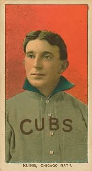 Johnny Kling 1909