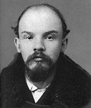 Lenin 1908