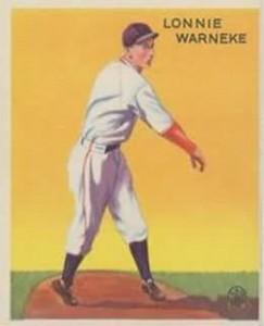 Lon Warneke 1933