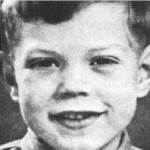 Mick as a baby