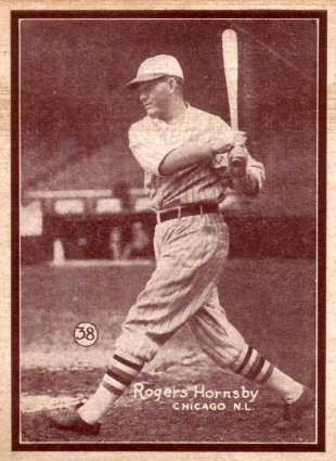 Rogers Hornsby 1931