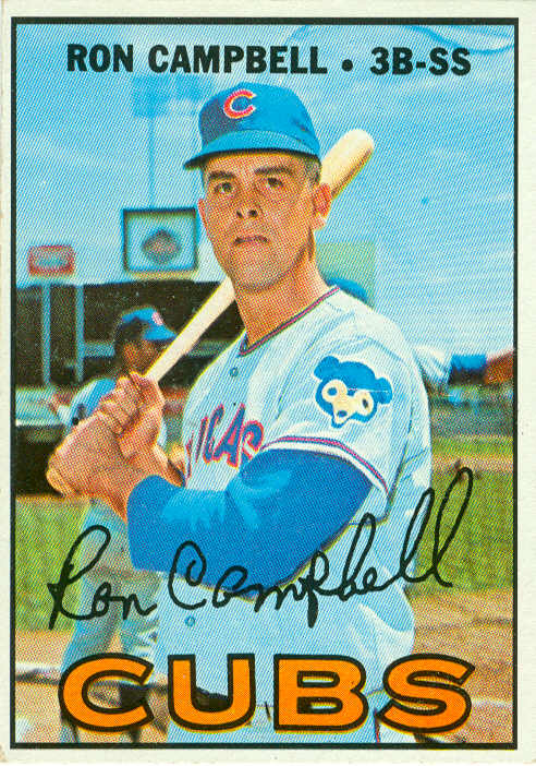 Ron Campbell 1967