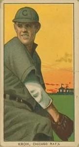 Rube Kroh 1909
