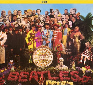 Sgt. Pepper cover
