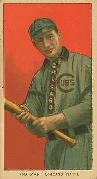 Solly Hofman 1909