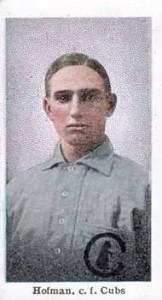 Solly Hofman 1910