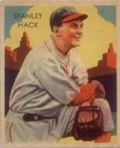 Stan Hack 1934
