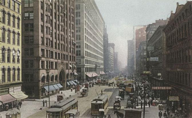 State Street 1907